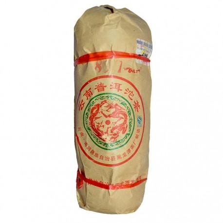 Чай китайский элитный Шу Пуэр (То Ча) 100 гр., сбор 2012г. Фабрика Юньнань, Упаковка 5 штук.