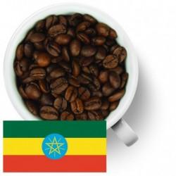 Кофе Malongo в зернах МОКА ЭФИОПИЯ СИДАМО