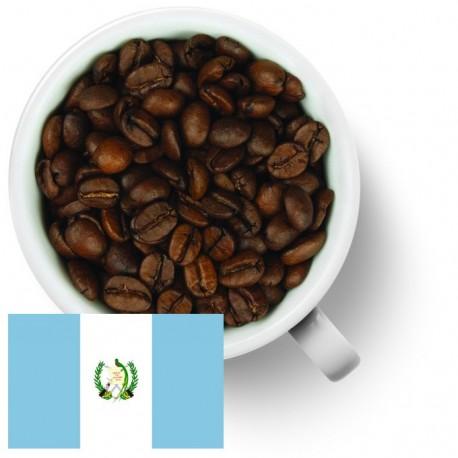 Кофе Malongo в зернах ГВАТЕМАЛА АНТИГУА ЛОГО АЗУЛ