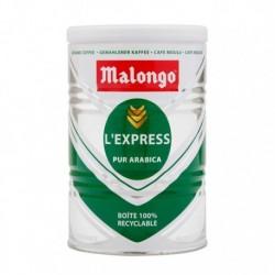 Эспрессо кофе Malongo молотый 250 гр.