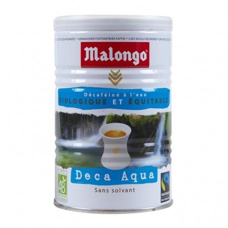 Без Кофеина кофе Malongo молотый 250 гр.