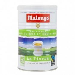 Био кофе Malongo молотый 250 гр.