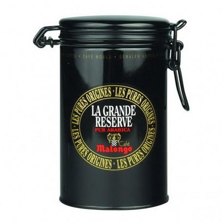 Смесь Гранд Резерв кофе Malongo молотый 250 гр.