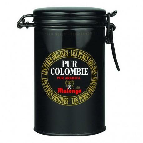 Колумбия Супремо кофе Malongo молотый 250 гр.