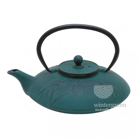 """Чугунный чайник """"Бамбук"""", объем 800 мл."""