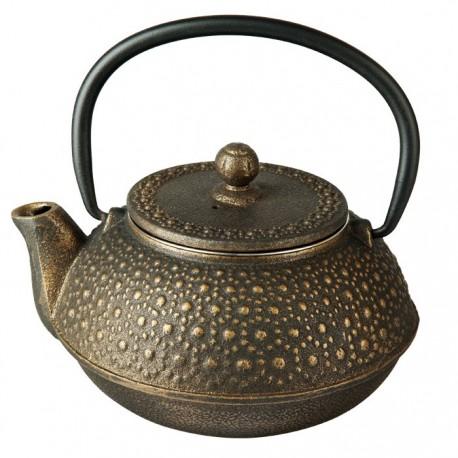 """Чугунный чайник """"Железный Монах"""", объем 600 мл."""