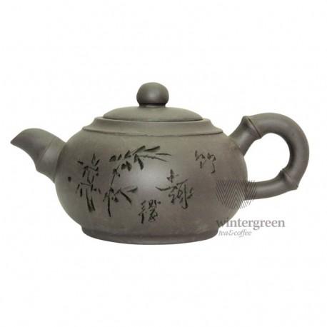 """Глиняный чайник """"Старый Бамбук"""",объем 350 мл."""
