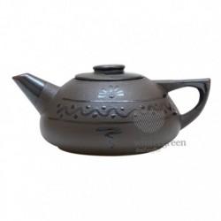 """Чайник керамический """"Кения-Капучино"""" 800 мл."""