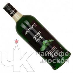 Зелёная мята сироп Argento (Ардженто)