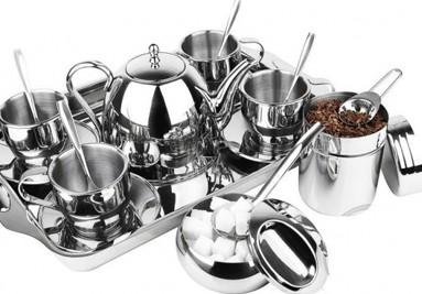 Посуда и аксессуары для чая и кофе